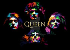 Queen by gilar666
