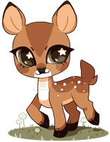 littlest deer shop by qrasshole