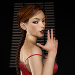 Classic Raider 47 by tombraider4ever