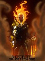 Ghost Rider IH by IHComicsHQ