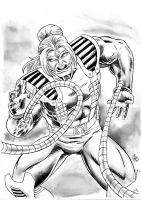 Omega Red by rodstella