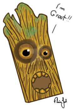 Groot or Plank by Srt-Maga