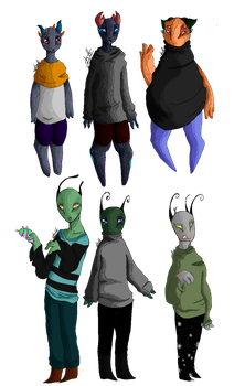 OPEN 4/6 Irk/vort pixel adopts (point/paypal) by OverLord-Adopts