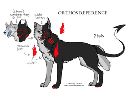 Orthos Reference by machinewolf2