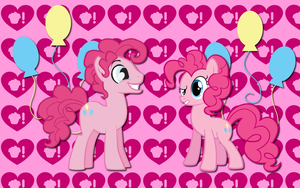 BB and PP wallpaper by AliceHumanSacrifice0