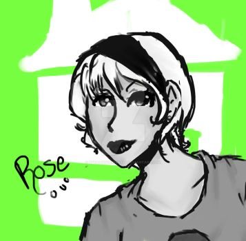 Rose-Homestuck by stealthyninja664