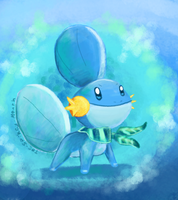 i loves me some mystery dungeon by The-Spikey-Mouth