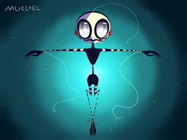 The Marionette | Invited to my crucifixion by PhoneyFox