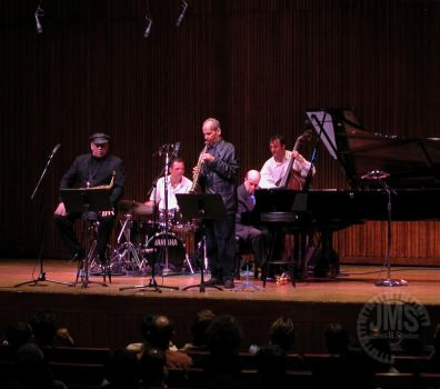 Great Jazz at Alice Tully Hall by steeber