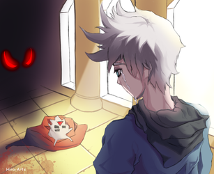Brother... Why have you left me? [Undertale] by HiroSenpaiArt