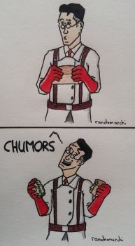 Chumors by RandomArchi