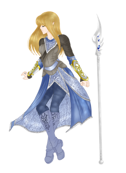 Cariel by Raindroplette