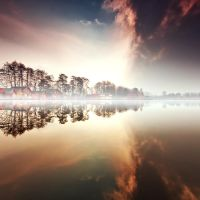 dead calm by arbebuk