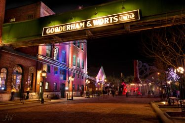 Gooderham and Worts by waudrey