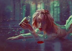 Drink Me by Amiltarea