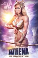 Artemis:  ATHENA, THE GODDESS OF WAR by Jeffach