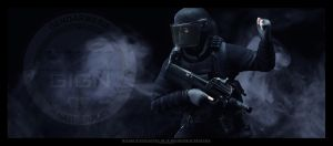 Spec-Ops: GIGN by TRRazor