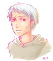 APH - Gilbert is sad by sammich