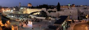 The Western Wall and Jerusalem by Gilberto694277
