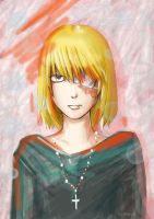 DN Mello's blood by MaryIL