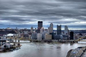 Pittsburgh HDR by GTX-Media