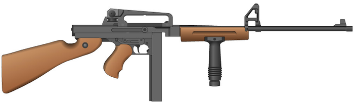 Modified Thompson by HockeyFanatic154