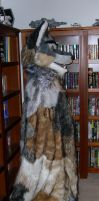 Another Perchten-wolf pic by Bladespark