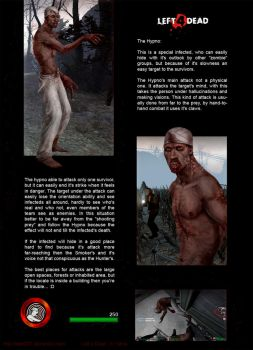 Left 4 Dead- new infected lol by betti357