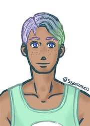 Genderbend MCL Avatar by Hachi-Fusami