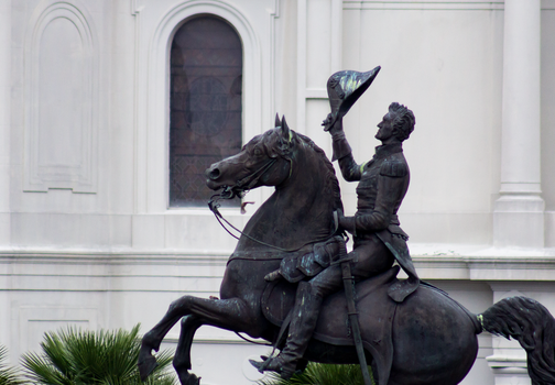 Andrew Jackson by AaronMk