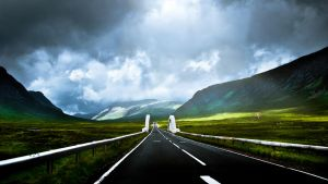 Road to Nowhere by wulfman65