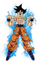 Goku nueva transformacion by BardockSonic
