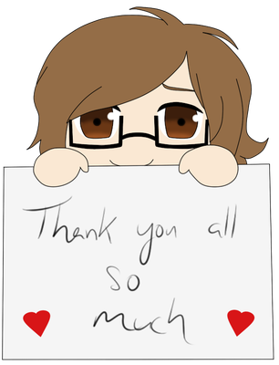 Thank you by Angelofthedarkness12