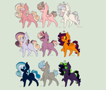 Random Adopts (OPEN) by Straylawnmower