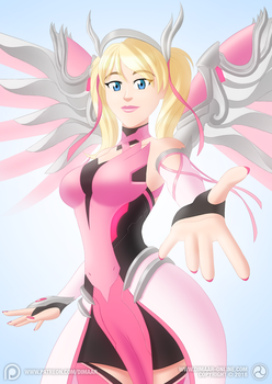 Pink Mercy by Dimaar