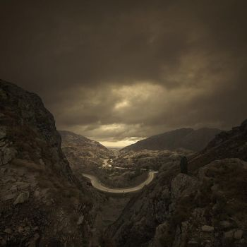 Khyber Pass by Karezoid