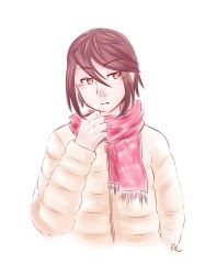 APH - Cold Weather in Hong Kong by Saya2pt0