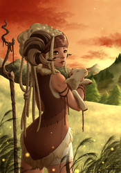 The Ram : Aries by Lily-Fu