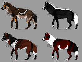 -Point adoptables 41- by Squiggy-Adoptables