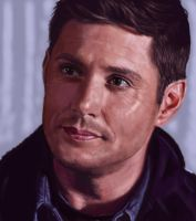 Dean Winchester by p1xer