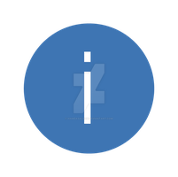 General Icons: Get Info Icon by hamzasaleem