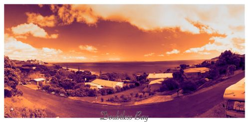 Doubtless Bay by McFossey