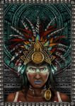Aztec Aesthetic by nikkidreamer