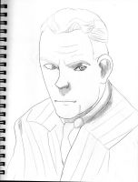 James Cagney by fighterxaos
