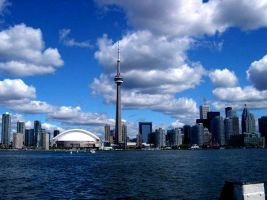 Toronto at large by MyMomSaysImCool