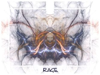 Rage by charcoaledsoul