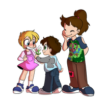 Burrowing clothes 3 - By Tato by The-Crusader-Network