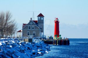 Muskegon Lighthouse by WatchTower513