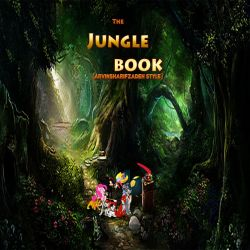 The Jungle Book (arvinsharifzadeh style) by yugioh1985