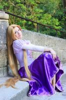 Tangled - Rapunzel by Chibi-Juice